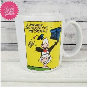 Vintage '94 Opus & Bill Graduation Coffee Mug